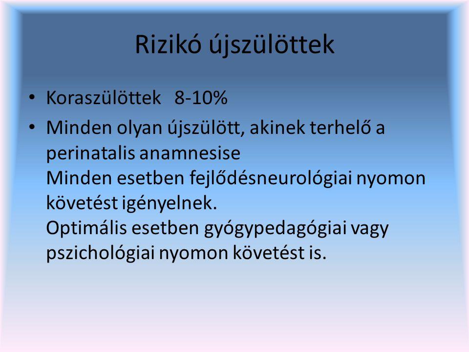 Az agyidegek vizsgálata I.Szagló ideg – enyhe illóolaj II.