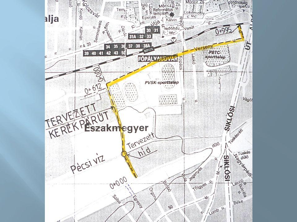 A Klub tevékenysége a kerékpár-közlekedés fejlesztéséért 2002: Újabb kerékpártámaszok kihelyezése Pécsett, Környezetvédelem: illegális szemétlerakók felderítése, megszüntetése.