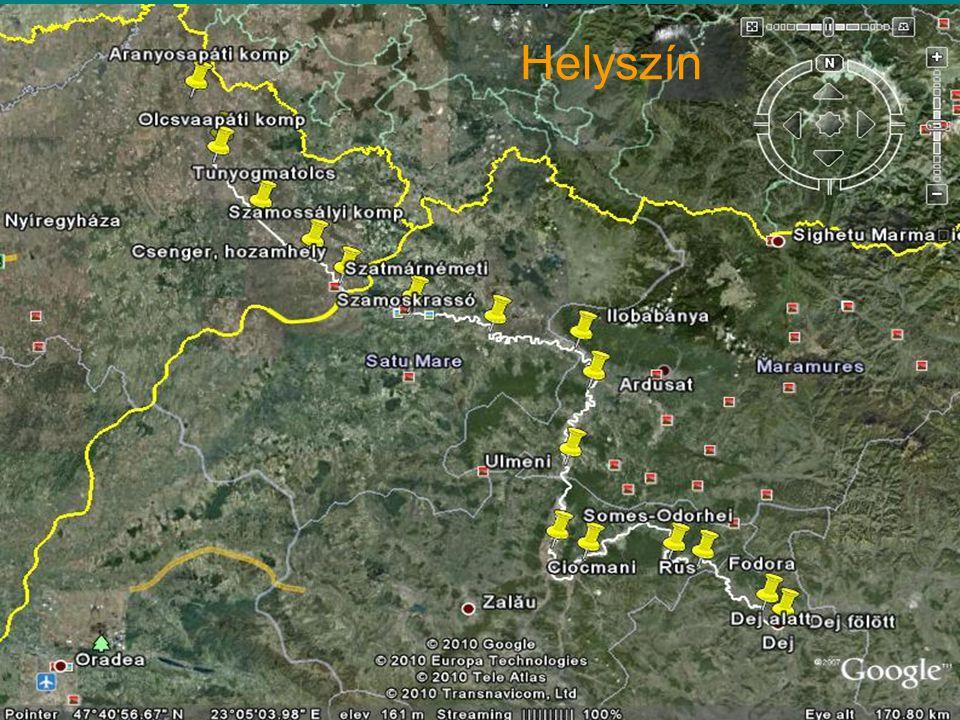 helyszín Helyszín