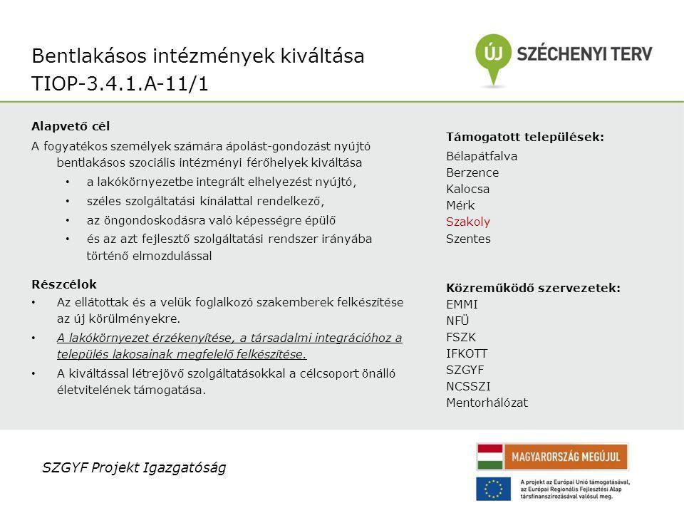 Útmutató szerint rendelkezésre álló forrás A pályázat meghirdetésekor a komponens elszámolható közkiadásaira rendelkezésre álló keretösszeg 7 milliárd forint, melynek teljes összege a konvergencia régiókban (Észak- Magyarország, Észak-Alföld, Dél-alföld, Közép-Dunántúl, Dél- Dunántúl, Nyugat-Dunántúl) területén használható fel.
