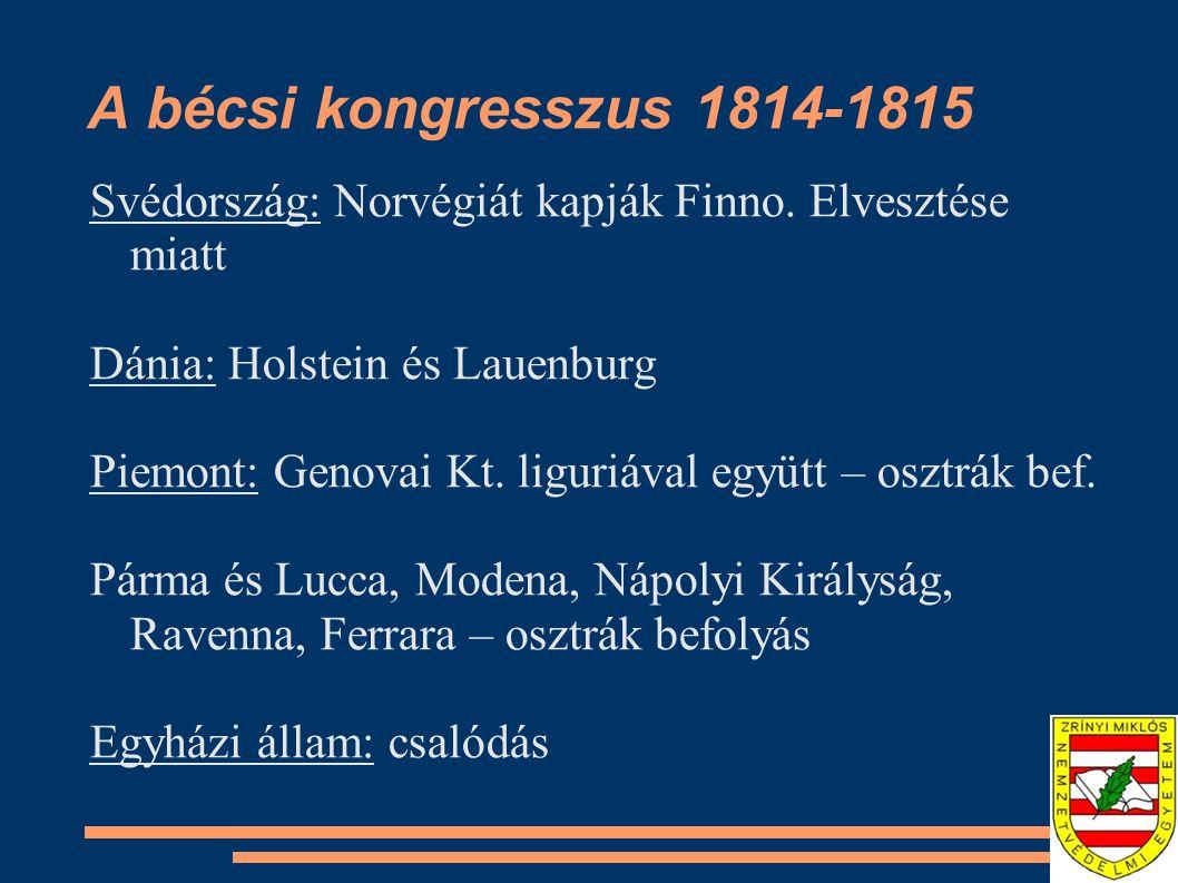 A keleti kérdés és a görög szabadságharc Török birodalom feletti befolyásért folyó versengés - Balkán - KK és Egyiptom - Konstantinápoly - Fekete-tengeri szorosok 1774: Kücsük-Kajnardzsi béke 1789: Napóleon hadjárata Elképzelések a keleti kérdés kapcsán