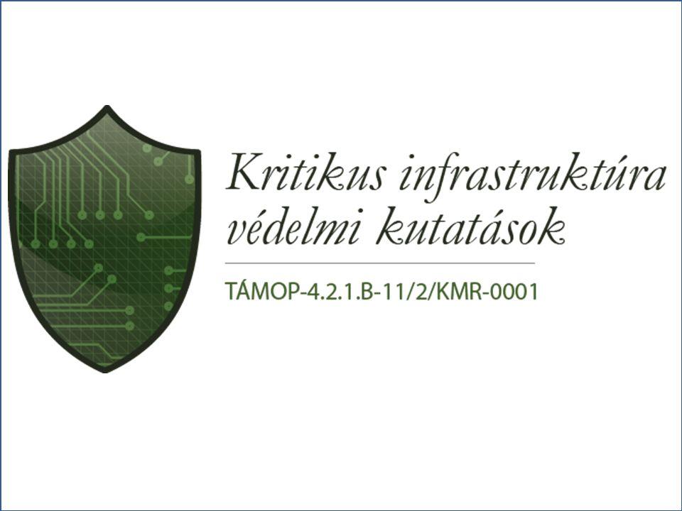 Projekt-cél Általános cél: A kritikus infrastruktúra védelem területén nemzetközi színvonalon és együttműködésben végzett kutató- fejlesztő tevékenységhez szükséges (1) kritikus tömegű humánkapacitás konszolidációja; (2) szükség szerinti fejlesztése, valamint (3) az e területeken végzett innováció támogatása.