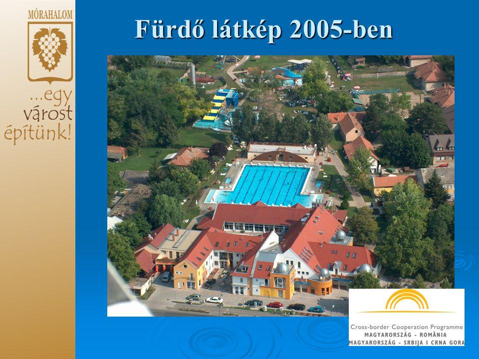 Fürdő látkép 2005-ben