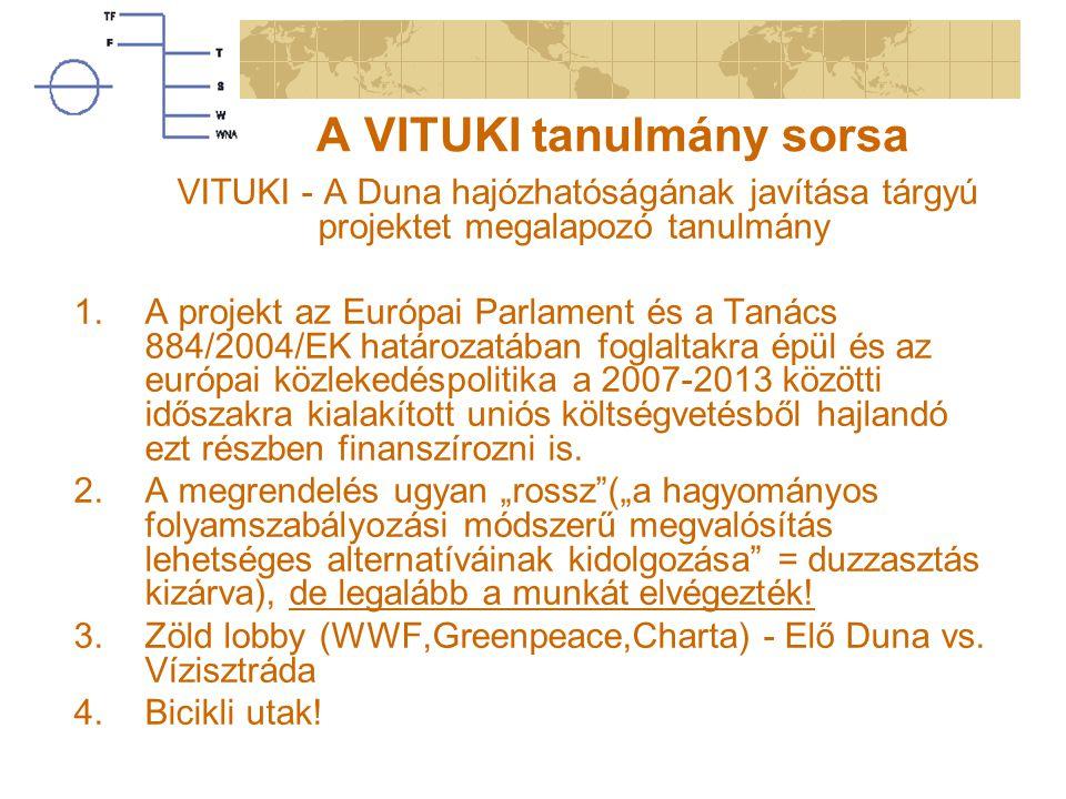 5 gázló és 11 szűkület Dunaföldvár (1560) – déli országhatár (1433) Összesen: 21 gázló + 28 szűkület + 6 jégmegállásra hajlamos hely 378 fkm-en