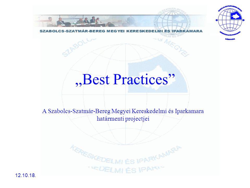 Interreg III.A HUSKUA 2. A project címe: Plato program Ukrajna A megvalósítás éve : 2006-2008.