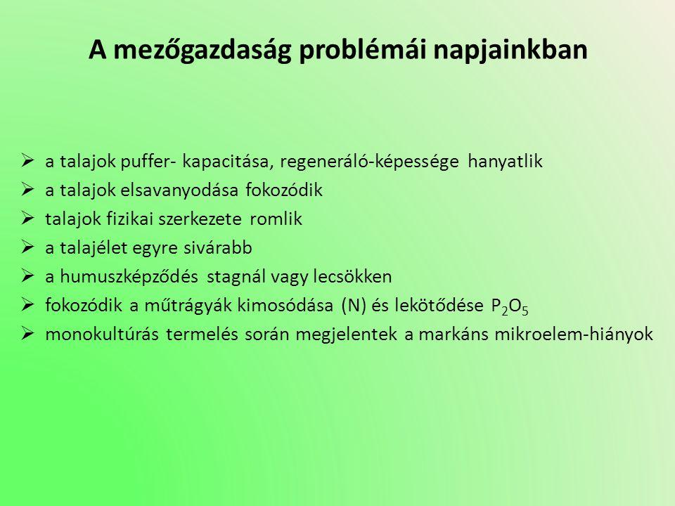 Magyarország településeinek szennyvízelvezetési és –tisztítási helyzetéről, a települési szennyvíz kezeléséről szóló 91/271/EGK irányelv Nemzeti Megvalósítási Programjáról Amennyiben a csatornába vezetett szennyvizek jogszabályoknak megfelelő minőségűek és a mai kor követelményeinek megfelelő tisztítás- technológiákat alkalmaznak, az iszap mezőgazdasági szempontból értékes szerves tápanyag, amelyet célszerűen vissza kell forgatni a termőtalajba.