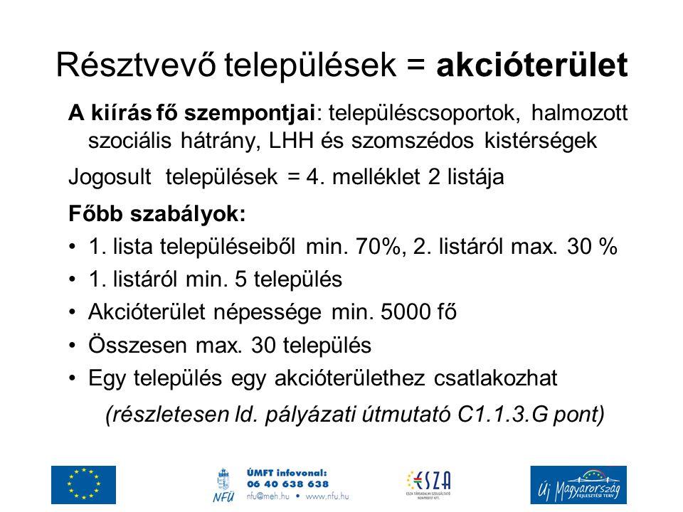 További feltételek a pályázatok benyújtása: 2010.május 15-től 2010.