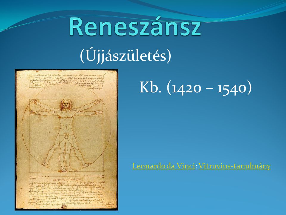 A képzőművészetek közül először a szobrászat mutatott reneszánsz vonásokat.