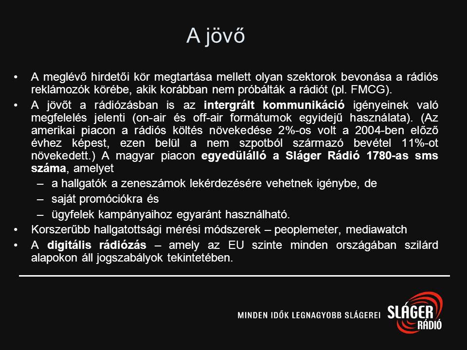 """A rádiós piac jelene A Danubius kissé túlzó """"válasza"""" a médiában tovább gyengítette a nehézségekkel küzdő rádió pozícióját: felröppentek a hírek az Ad"""