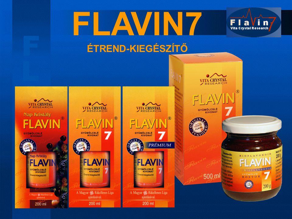 FLAVIN7 ÉTREND-KIEGÉSZÍTŐ