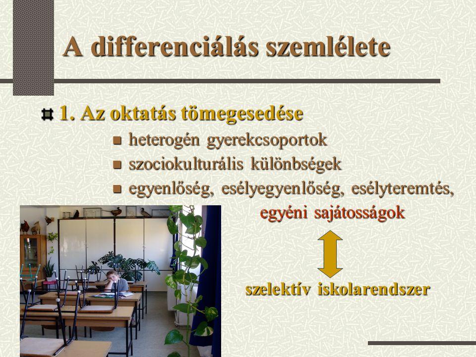 A differenciálás szemlélete 2.