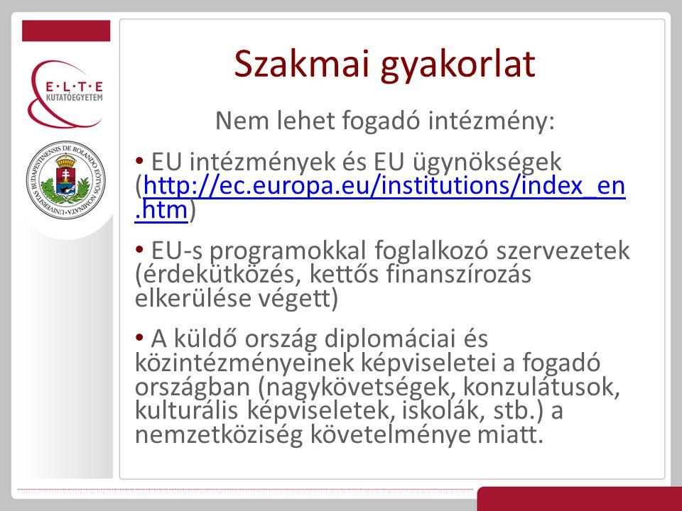 ExchangeAbility projekt (UNICA) Cél: a felsőoktatási intézményeket felkészíteni a minél többféle speciális igényű hallgató fogadására Eredmény: a projektben részt vett partneregyetemek készek speciális igényű hallgatók fogadására (bővebb infó: Kovács Krisztina, egyetemi fogyatékos-ügyi koordinátor) Speciális igényű hallgatók részvételének elősegítése