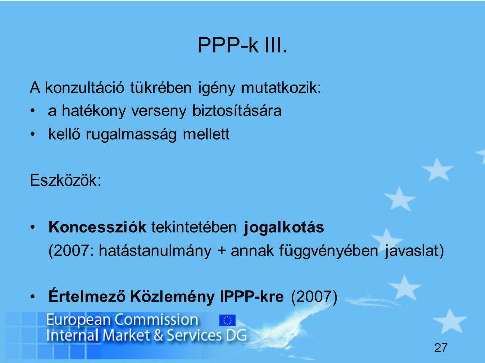 27 PPP-k III.