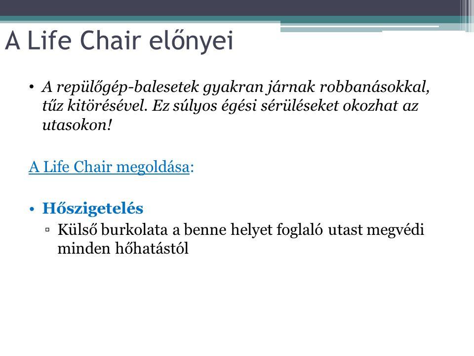 Szervezeti felépítés a prototípus-fejlesztés szakaszában A Life Chair Kft.