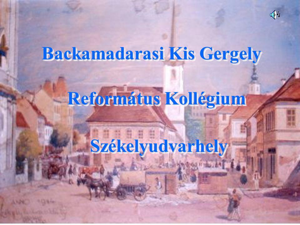 1844-ben a Református Kollégium bölcsészeti karra iratkozott.