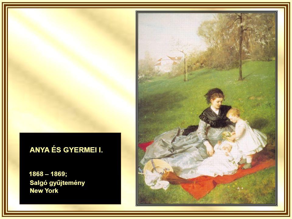 CSECSEMŐ FÉLIX 1874; Magángyűjtemény