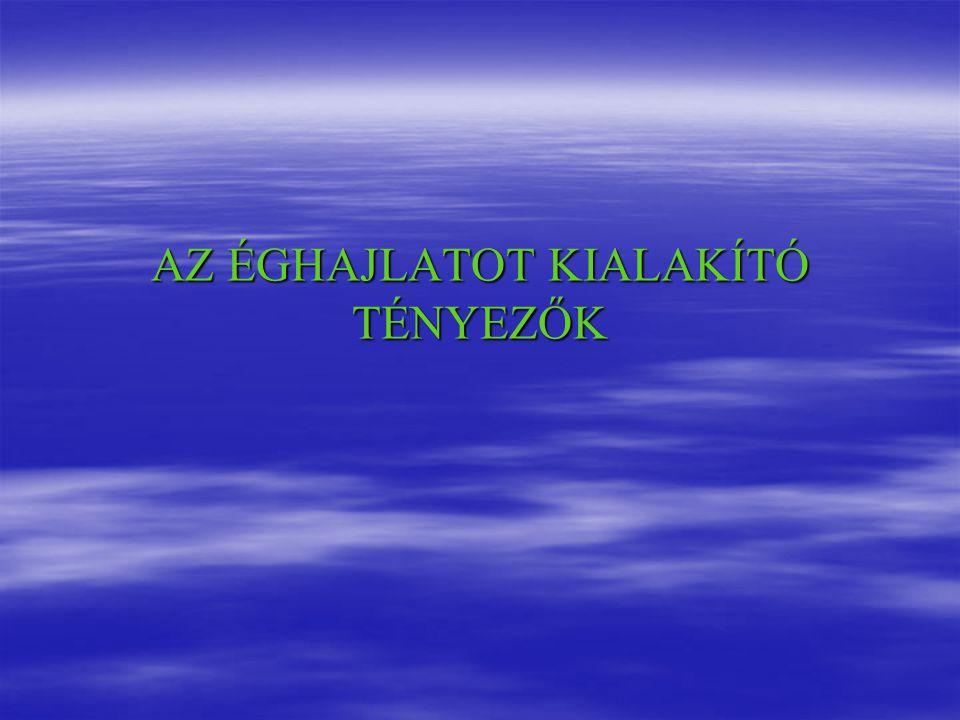  A Nap márc.21-én és szept. 23-án delel zenitben az egyenlítő felett.