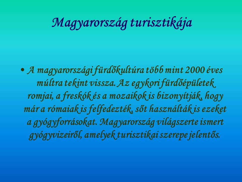 Magyarország gyógyvizei Magyarország vízrajzának jellegzetessége a termálvizekben való gazdagsága: hévízkészlete világviszonylatban is jelentős, európai viszonylatban egyedülálló.