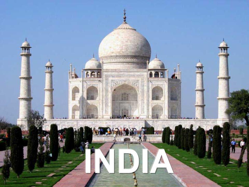Általános jellemzői Dél-Ázsia legnagyobb és legnépesebb állama (Föld 2.
