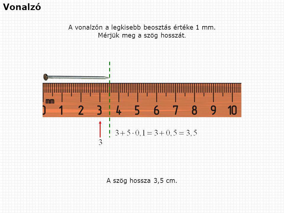 Tolómérce Leolvasási pontossága 0,1mm ( tized milliméter), de vannak pontosabbak is (0,05 mm и 0,02 mm ).