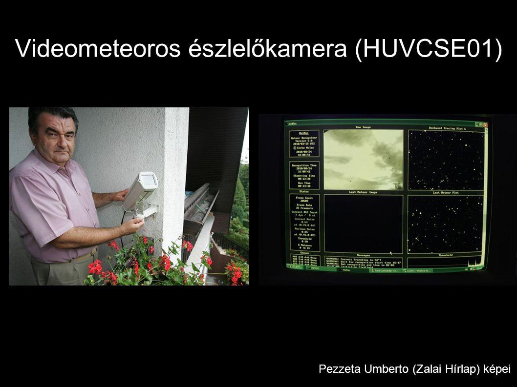 2 Videometeoros észlelőkamera (HUVCSE01) Pezzeta Umberto (Zalai Hírlap) képei