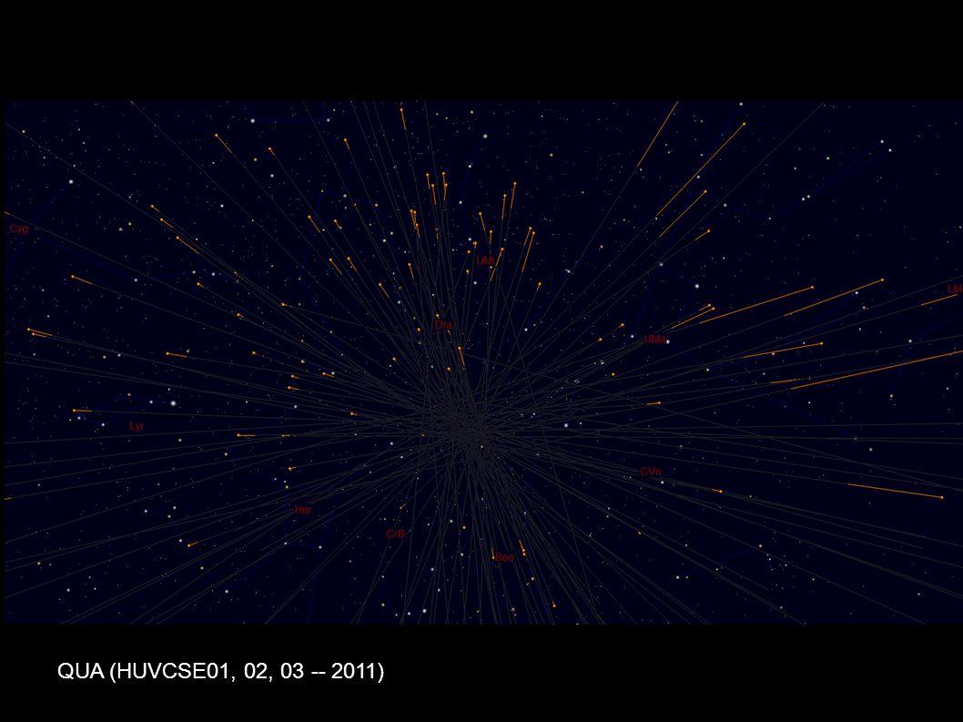 7 QUA (HUVCSE01, 02, 03 -- 2011)