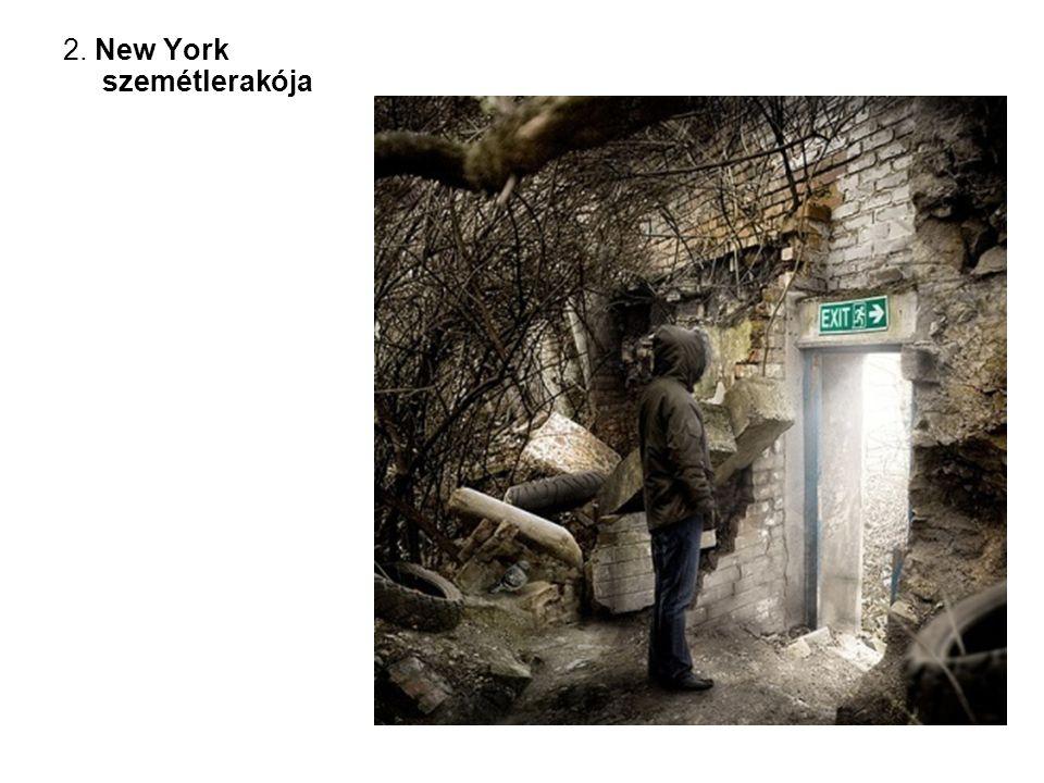 2. New York szemétlerakója