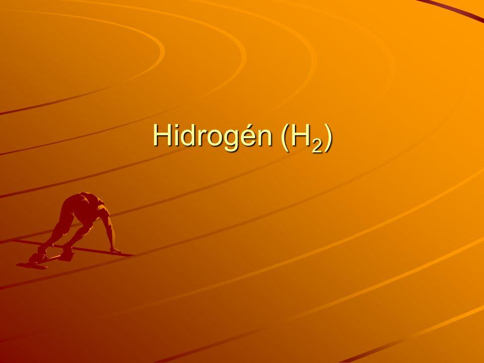 a periódusos rendszer első kémiai eleme igen ritkán fordul elő önálló atomként, legtöbbször kétatomos molekulákat alkot Normálállapotban színtelen, szagtalan, íztelen, nemfémes, egy vegyértékű, igen gyúlékony gáz Nagyon jó hővezető Vízben igen kis mértékben oldódik, nagyon jól oldódik egyes fémekben (palládium, platina, nikkel) a legkönnyebb és egyben a világegyetemben leggyakrabban előforduló elem A Földön leginkább vegyületeivel találkozhatunk: jelen van a vízben, szinte minden szerves vegyületben és minden élőlényben először Robert Boyle állította elő 1671-ben
