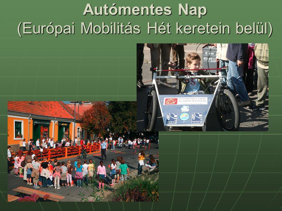 Autómentes Nap (Európai Mobilitás Hét keretein belül)