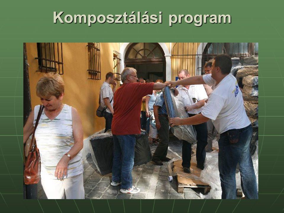 Komposztálási program