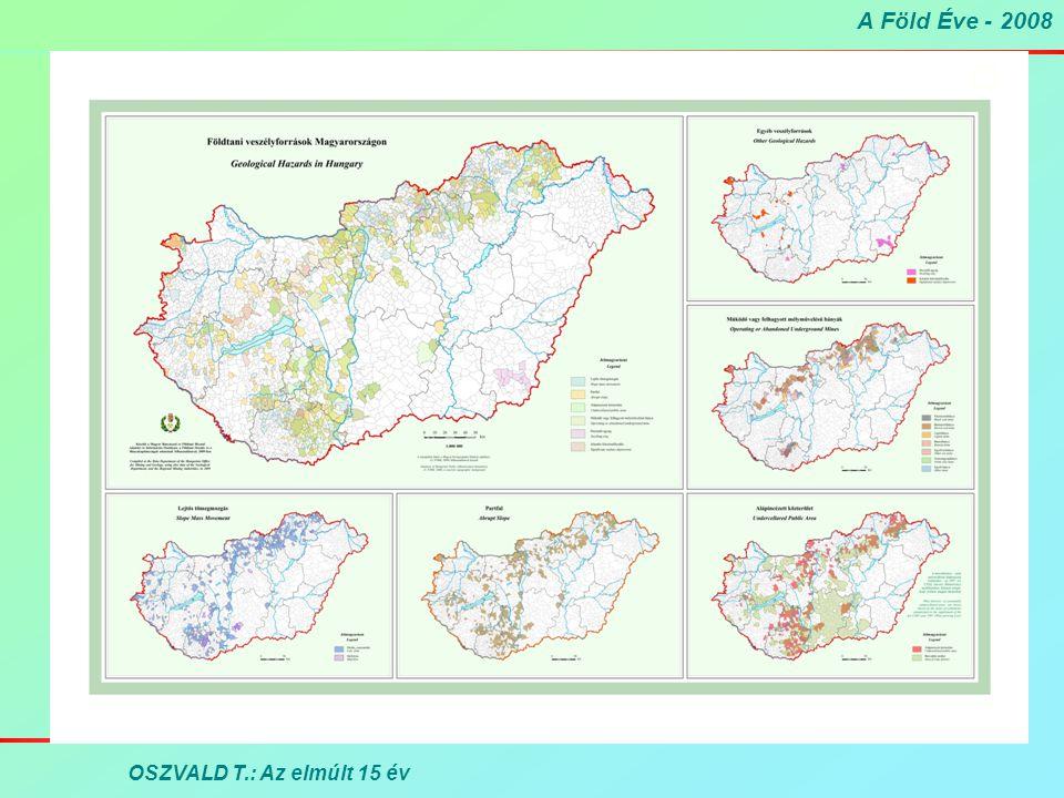 A Föld Éve - 2008 OSZVALD T.: Az elmúlt 15 év