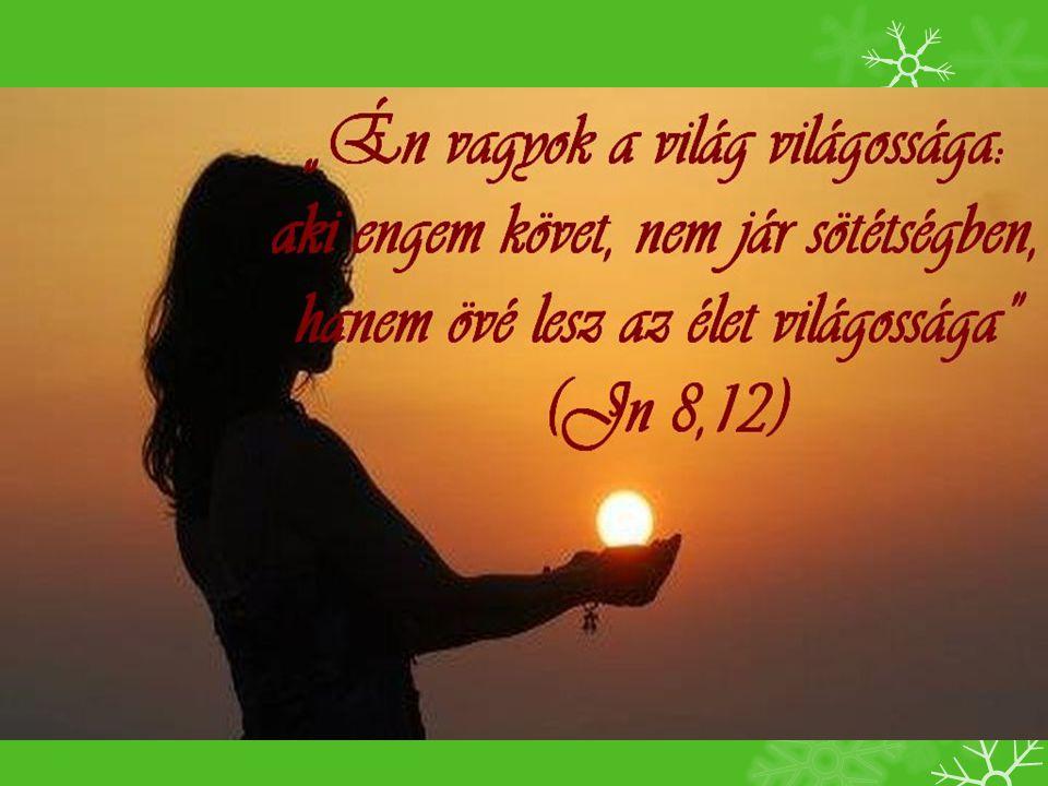 Jézus mondja: Én vagyok az ajtó: ha valaki rajtam át megy be az megtartatik, az bejár és kijár, és legelőt talál. János 10,9.
