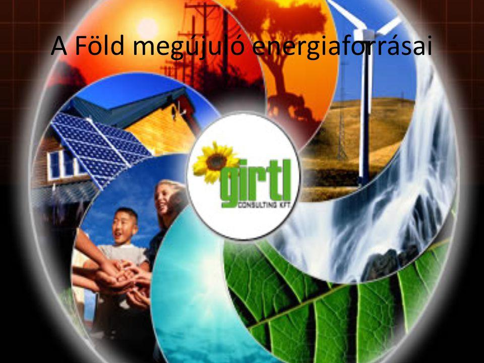 A Föld megújuló energiaforrásai