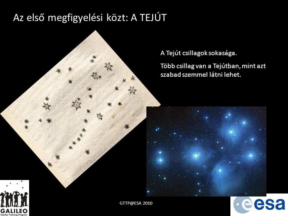 A Tejút csillagok sokasága.Több csillag van a Tejútban, mint azt szabad szemmel látni lehet.