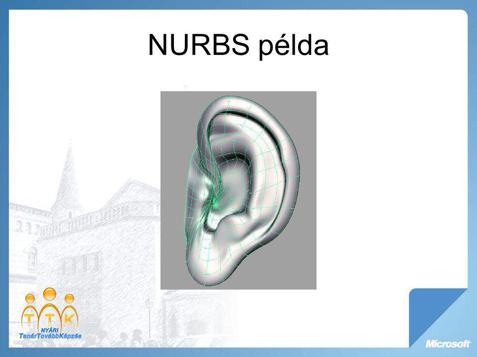 NURBS példa