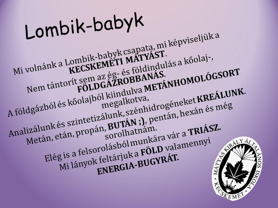 Lombik-babyk