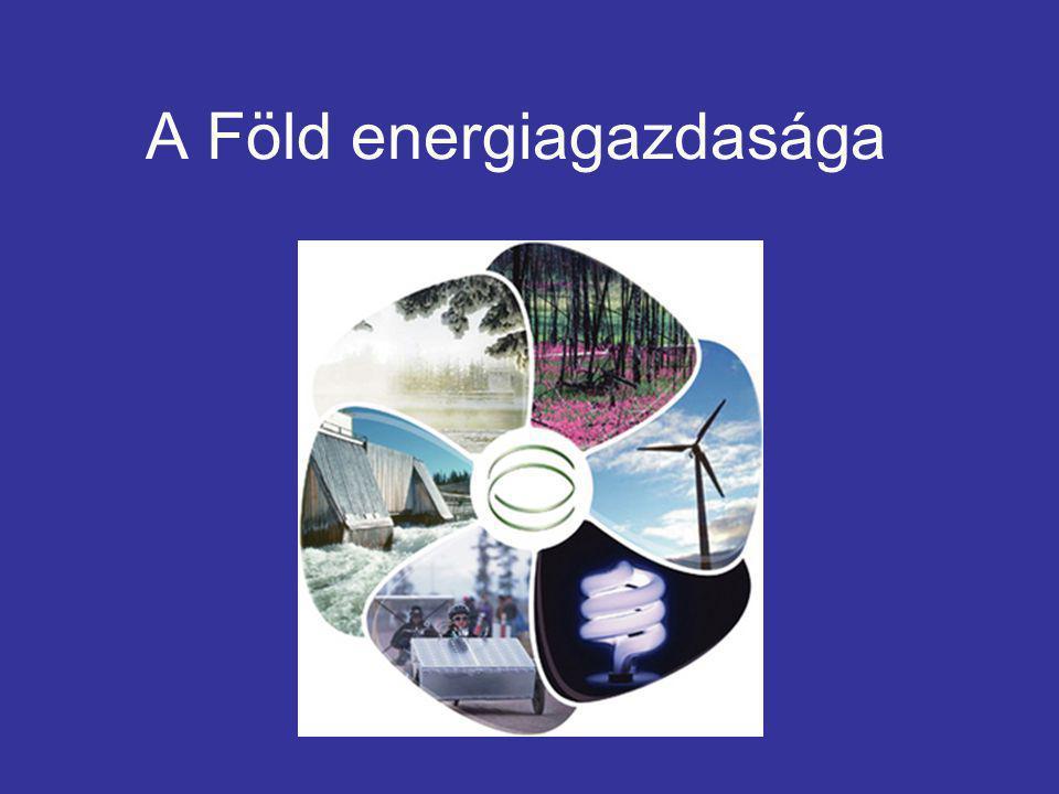 A Föld energiagazdasága