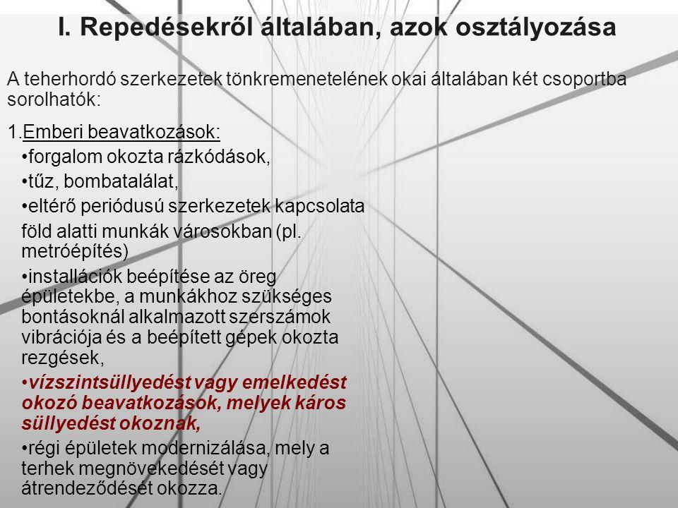 Gyakorlati alkalmazások az Orczy kastély felújításánál A repedések javítása részletrajzon… Barokk és klasszicista falak összeillesztésénél repedések keletkeztek ICM Kft.