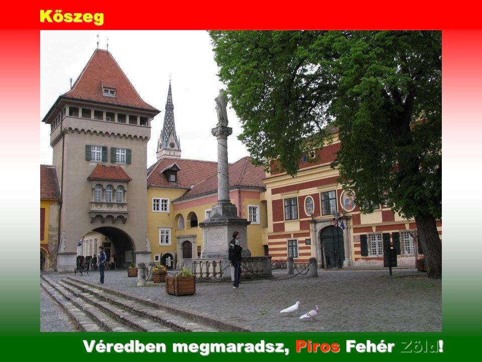 Bármerre vitt a sors, hív az ősi Föld. Lánchíd - Koronázó (Mátyás) templom - Budapest