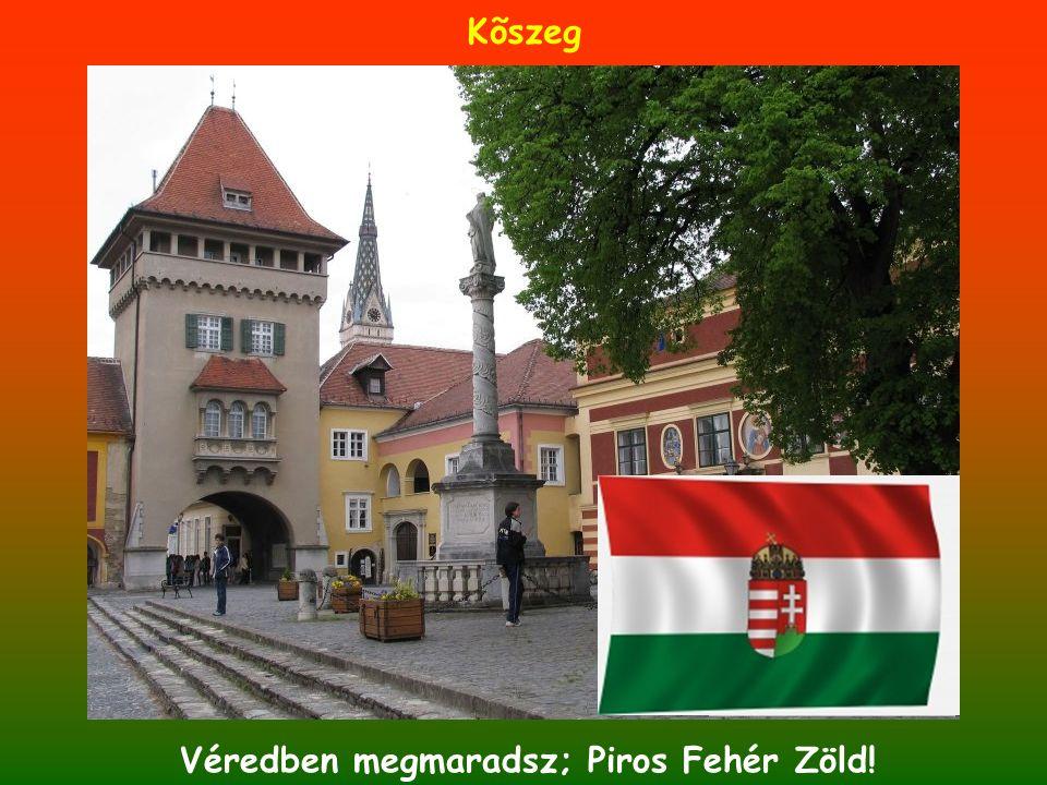 Bármerre vitt a sors, hív az ősi Föld. Lánchíd – Koronázó templom - Budapest