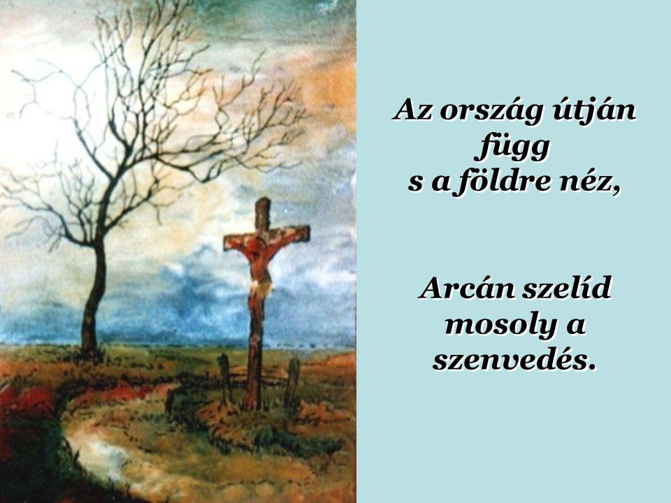Juhász Gyula: A Tápai Krisztus