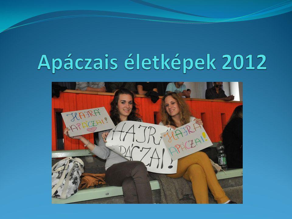 Városi diáksportnap 2012