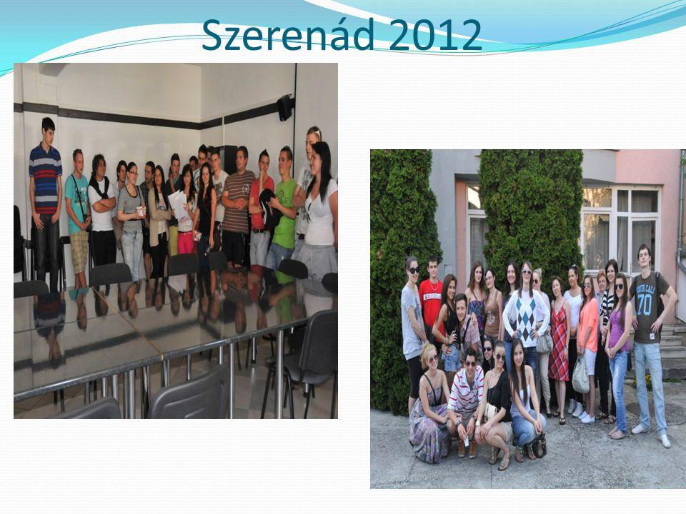 Szerenád 2012