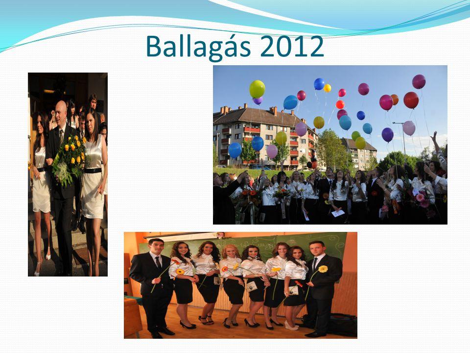 Ballagás 2012