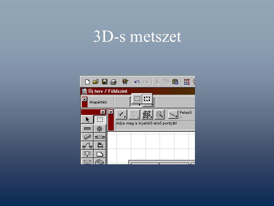 3D-s metszet