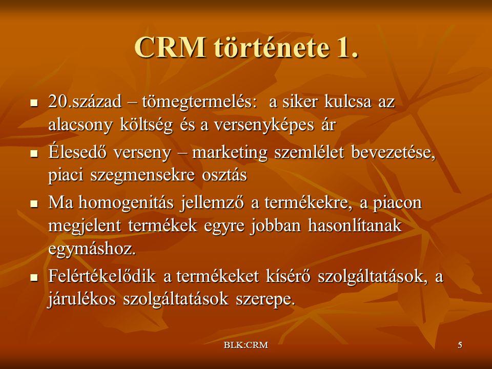 BLK:CRM5 CRM története 1.