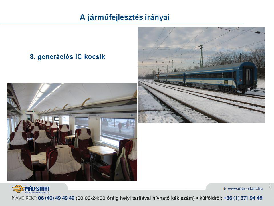 6 Üzemeltetői elvárások Távolsági forgalom Budapestről Ukrajna irányába 100 sz.