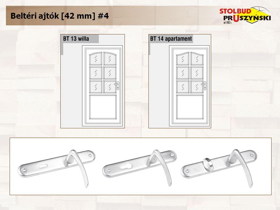 Beltéri ajtók [42 mm] #4