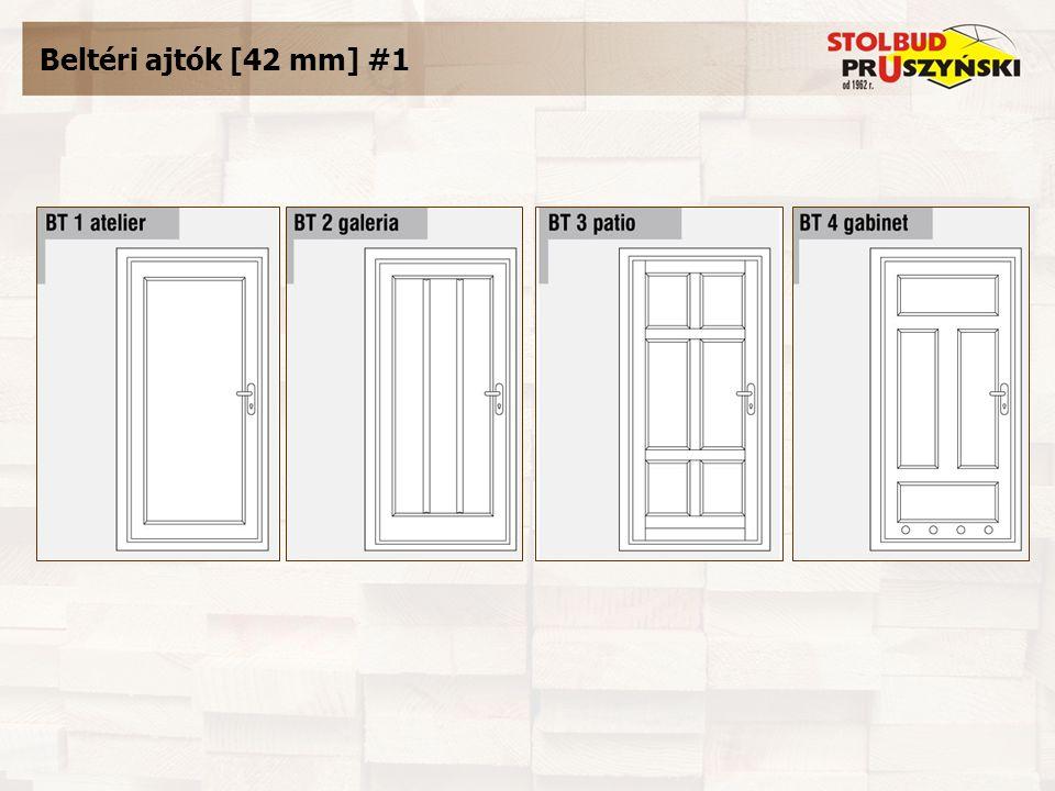 Beltéri ajtók [42 mm] #1
