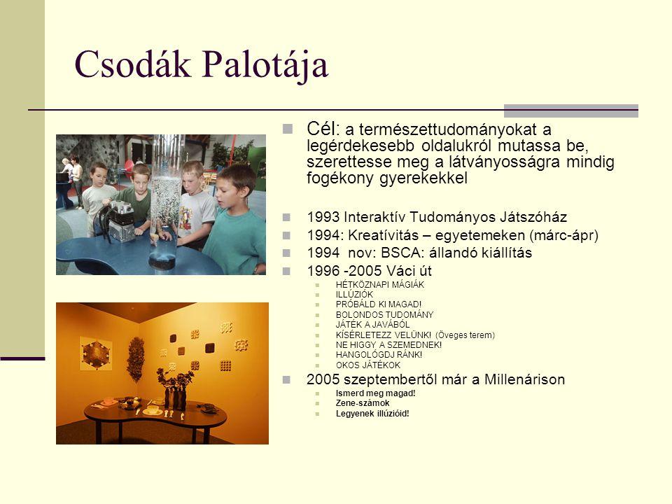 """Csodatorony - Szeged """"Öreg hölgy – 103 éves víztorony Zielinski Szilárd (1860- 1924) tervezte 1904: 54,9 m magas vasbeton víztorony (még a zászlótartó rúd is vasbeton!) Jelenleg két állandó kiállítás van: Bánffi szikvízüzem gyűjteménye, a kiállítás címe Szódavíz egy magyar kultuszital ."""
